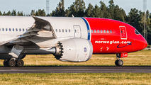 EI-LNG - Norwegian Long Haul Boeing 787-8 Dreamliner aircraft