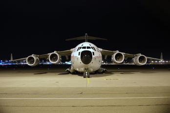 KAF 343 - Kuwait - Air Force Boeing C-17A Globemaster III