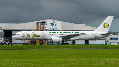 N524AT - Fly Jamaica Boeing 757-200
