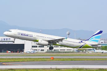 HL7723 - Air Busan Airbus A321
