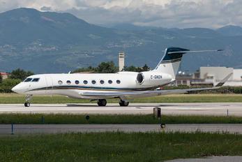 C-GNDN - Private Gulfstream Aerospace G-V, G-V-SP, G500, G550