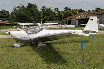 D-CAMC - Private Scheibe-Flugzeugbau Bergfalke III