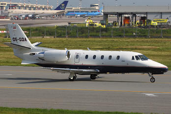OE-GDA - Private Cessna 560XL Citation Excel