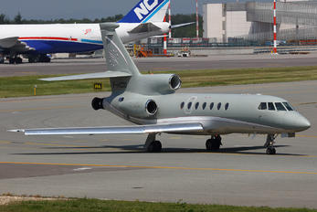 F-HCDD - Private Dassault Falcon 50