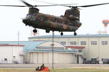 52951 - Japan - Ground Self Defense Force Kawasaki CH-47J Chinook