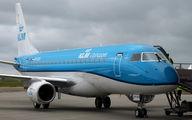 PH-EXH - KLM Cityhopper Embraer ERJ-175 (170-200) aircraft