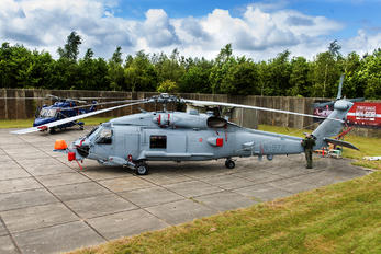 N-972 - Denmark - Air Force Sikorsky MH-60R Seahawk
