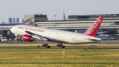 N846AX - Omni Air International Boeing 777-200