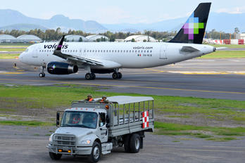 XA-VLQ - Volaris Airbus A320