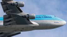 HL7438 - Korean Air Cargo Boeing 747-400F, ERF aircraft