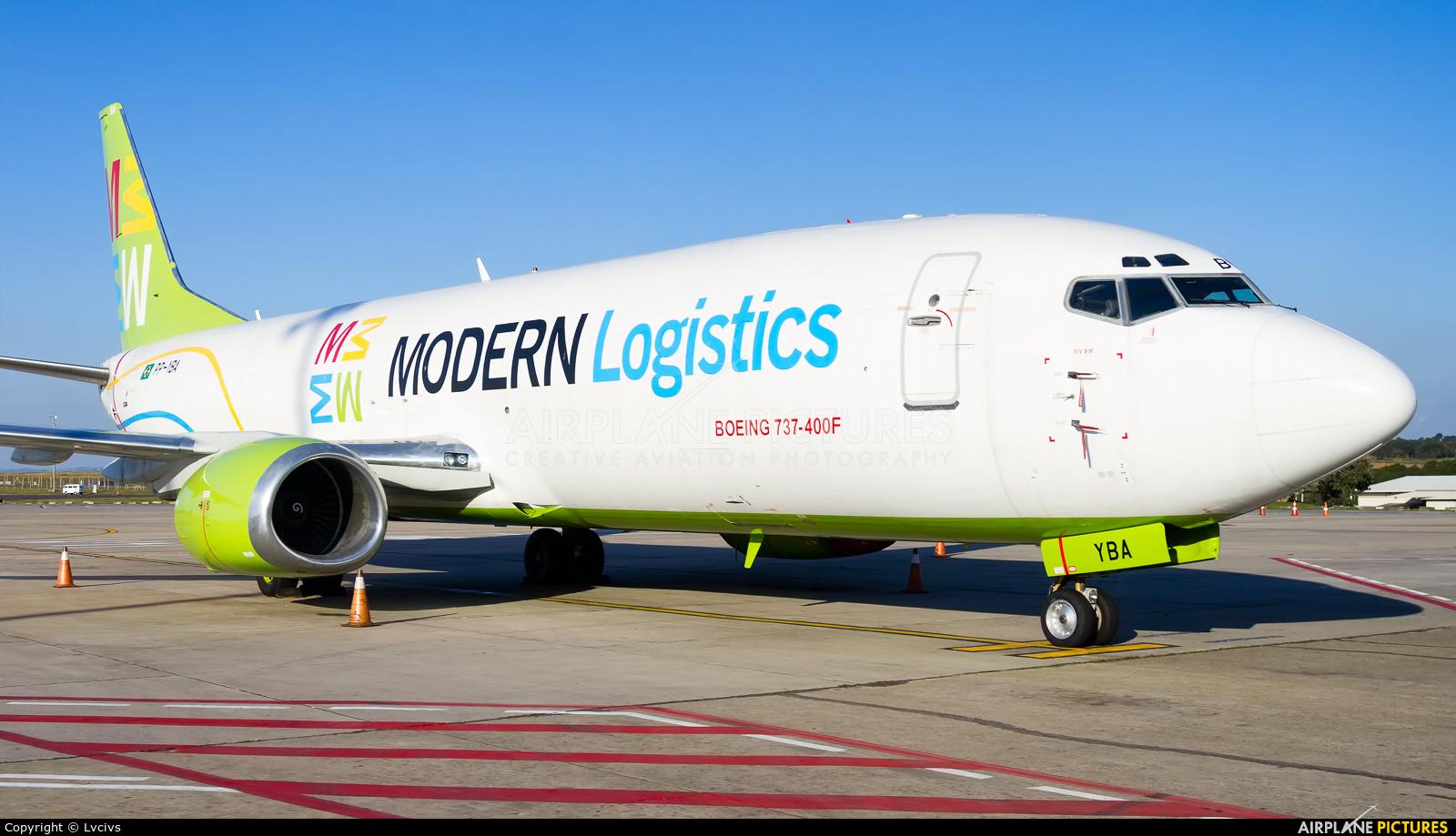 Resultado de imagem para boeing 737-400 cargo modern logistics