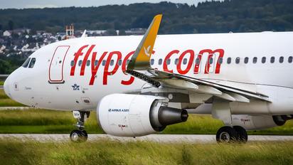 TC-DCH - Pegasus Airbus A320