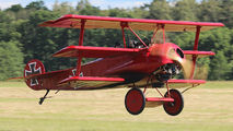 OK-UAA90 - Private Fokker DR.1 Triplane (replica) aircraft