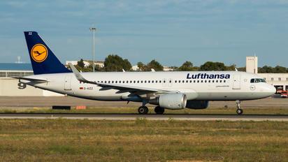 D-AIZZ - Lufthansa Airbus A320
