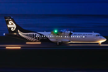 ZK-MVC - Air New Zealand Link - Mount Cook Airline ATR 72 (all models)