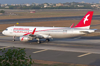 A6-ANQ - Air Arabia Airbus A320