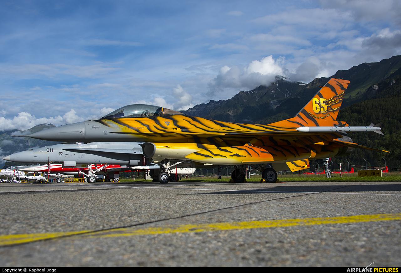 Belgium - Air Force FA-77 aircraft at Meiringen