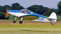 G-CDZR - Private Nicollier HN700 Menestrel II aircraft