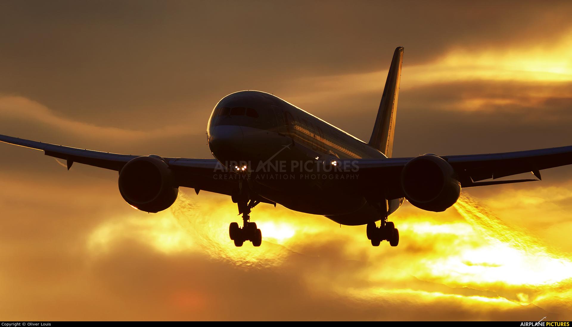 Qatar Airways A7-BCN aircraft at Frankfurt