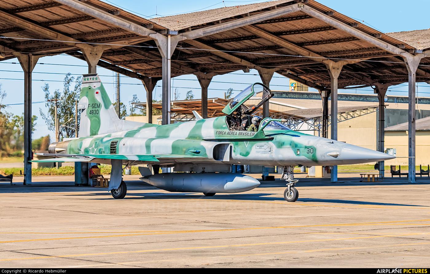 Brazil - Air Force 4830 aircraft at Rio de Janeiro - Santa Cruz