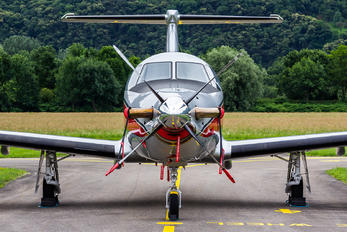 PH-PNG - Private Pilatus PC-12