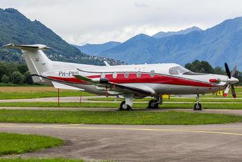 PH-PNG - Private Pilatus PC-12