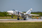 RF-92245 - Russia - Air Force Sukhoi Su-24M aircraft