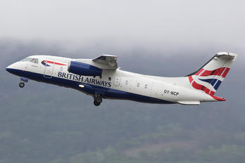 OY-NCP - British Airways - Sun Air Dornier Do.328
