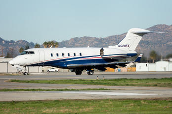 N529FX - Bombardier Bombardier BD-100 Challenger 300 series