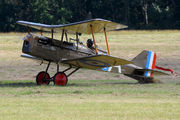 OK-HUP02 - Private Royal Aircraft Factory S.E.5A aircraft