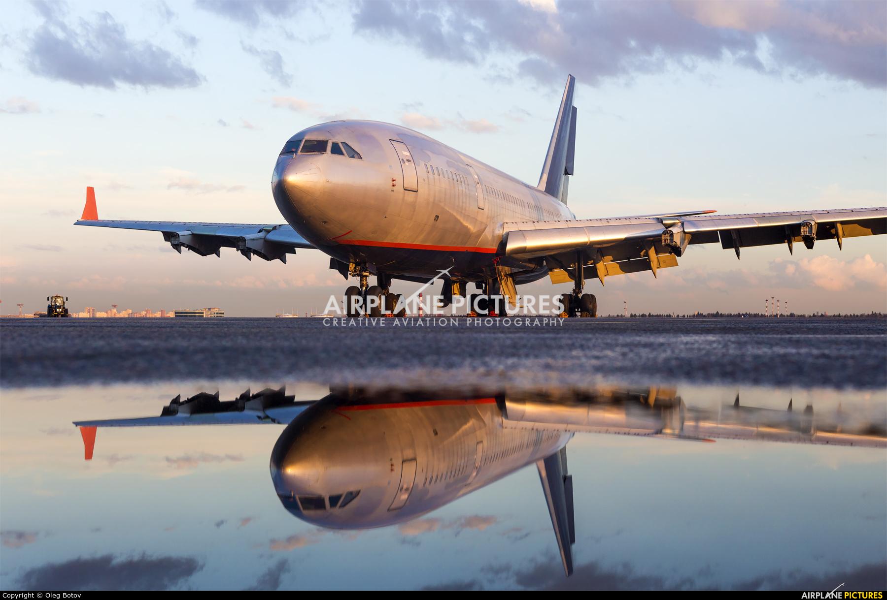 Aeroflot RA-96005 aircraft at Moscow - Sheremetyevo