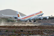 EC-JCZ - Iberia Airbus A340-600 aircraft