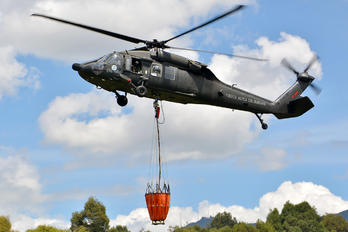 FAC4106 - Colombia - Air Force Sikorsky H-60L Black hawk