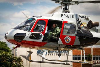 PP-EID - Polícia Militar do Estado de São Paulo Eurocopter AS350 Ecureuil / Squirrel