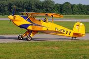 D-EEVV - Private Casa 1.131E Jungman aircraft