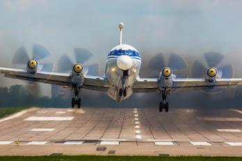 RF-75337 - Russia - Navy Ilyushin Il-22