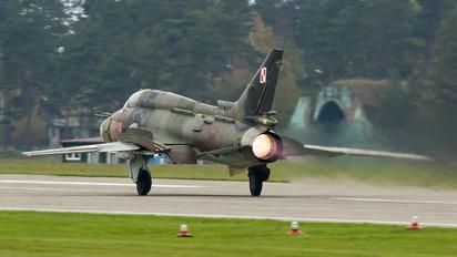 8920 - Poland - Air Force Sukhoi Su-22M-4