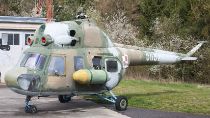 0602 - Poland - Air Force Mil Mi-2