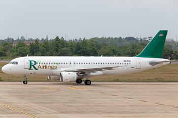 HS-RCB - R Airlines  Airbus A320