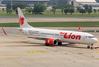 HS-LTQ - Thai Lion Air Boeing 737-900