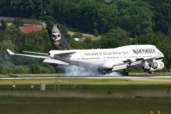 TF-AAK - Air Atlanta Icelandic Boeing 747-400
