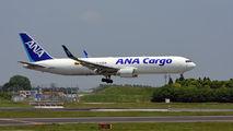 JA605F - ANA Cargo Boeing 767-300F aircraft