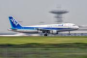 JA8313 - ANA - All Nippon Airways Airbus A320 aircraft