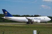 TC-ACR - Saudi Arabian Cargo Boeing 747-400F, ERF aircraft