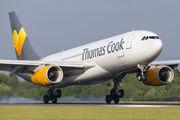 G-MDBD - Thomas Cook Airbus A330-200 aircraft