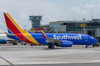 N565WN - Southwest Airlines Boeing 737-700
