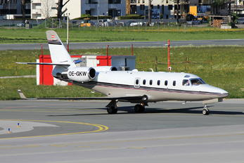 OE-GKW - Tyrol Air Ambulance Israel IAI 1125 Astra SP