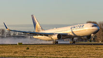 N666UA - United Airlines Boeing 767-300 aircraft