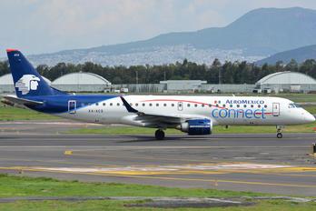 XA-ACS - Aeromexico Connect Embraer ERJ-190 (190-100)