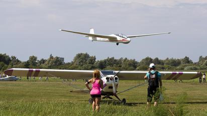 SP-2800 - Aeroklub Szczeciński PZL SZD-9 Bocian